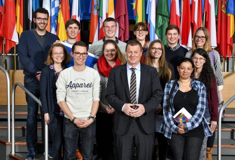 KSHG im Europaparlament