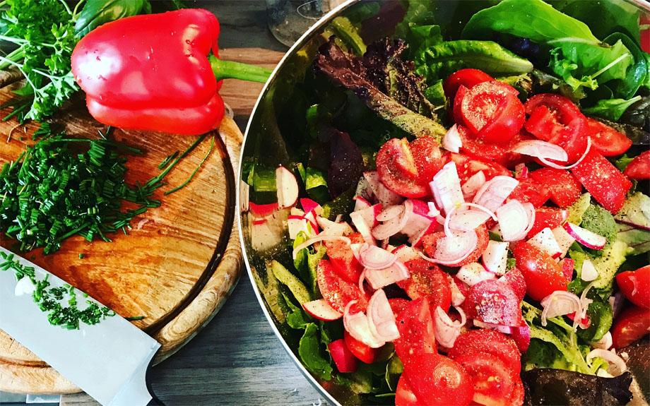 Sommerküche Was Koche Ich Heute : Kochkurs leichte sommerküche kshg