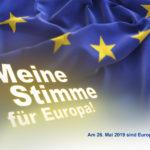 Meine Stimme für Europa