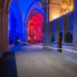 Gottesdienst und Party: Ökumenische Semestereröffnung komplett digital